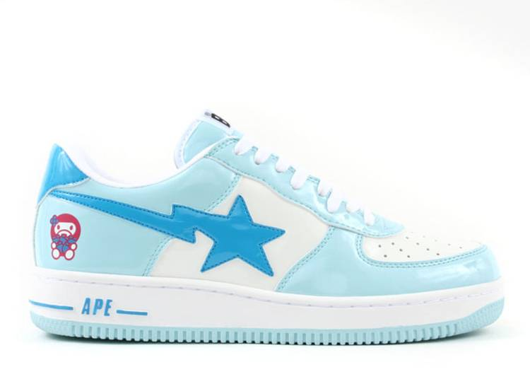 Bapesta FS-001 Low 'Baby Milo - Light Blue'