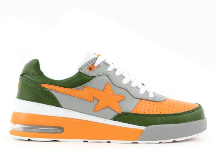 Roadsta FS-034 Low 'Orange Green'