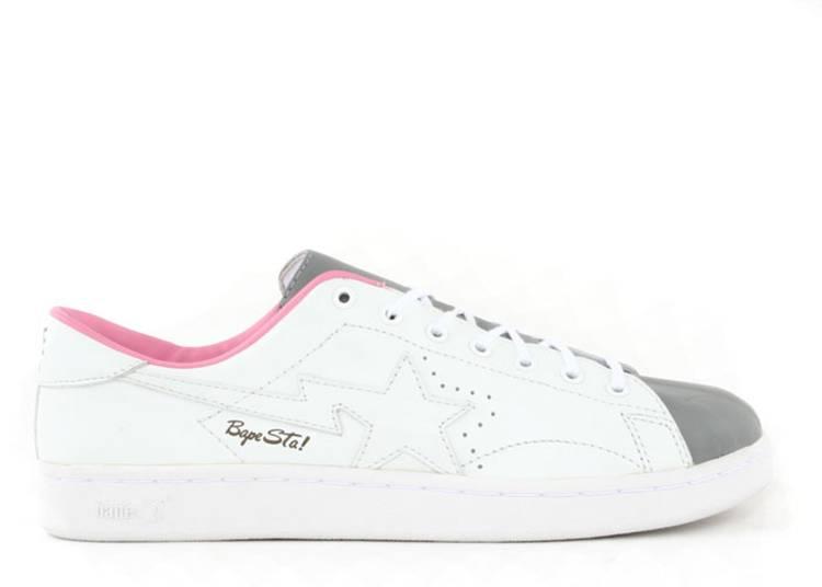Bapesta FS-021 Low 'Gray Pink'