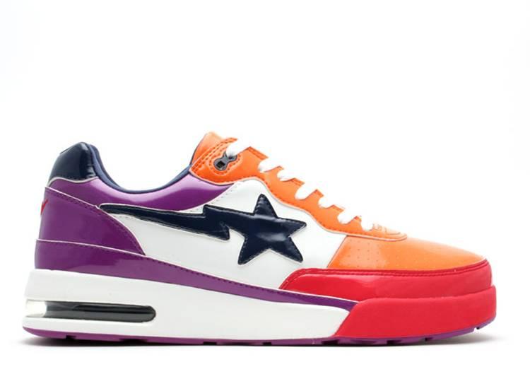 Roadsta FS-034 Low 'Orange Purple'