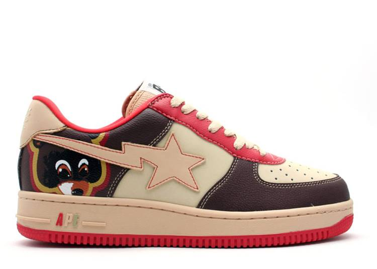 Kanye West x Bapesta FS-001 Low 'College Dropout'