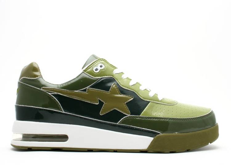 Roadsta FS-034 Low 'Green'