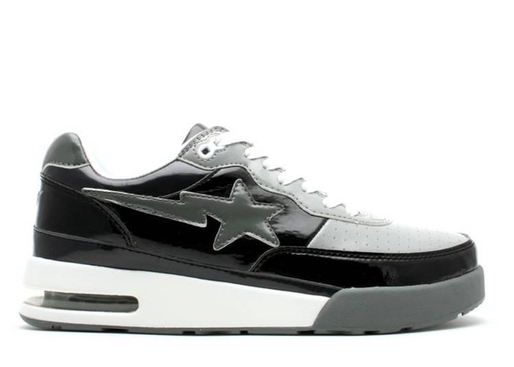 Roadsta FS-034 Low 'Black Grey'