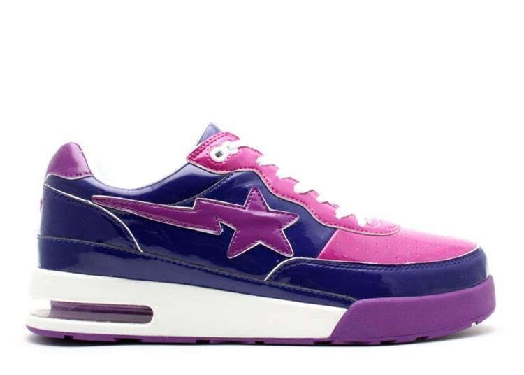 Roadsta FS-034 Low 'Navy Purple'