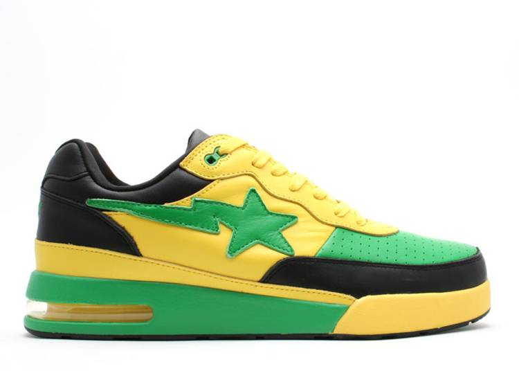 Roadsta FS-034 Low 'Yellow Green Black'