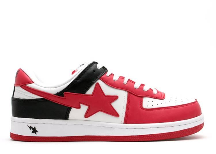 Termsta FS-026 Low 'Red Black'