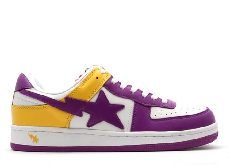 Termsta FS-026 Low 'Purple Yellow'