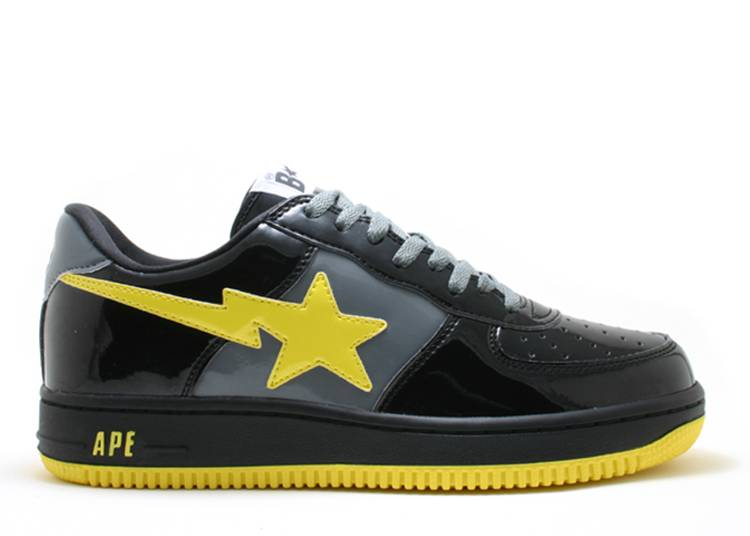 Bapesta FS-001 Low 'Batman'