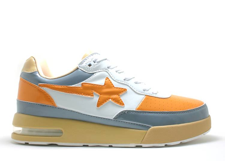 Roadsta FS-034 Low 'Orange Grey'