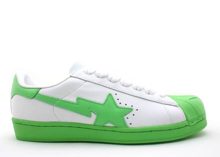 Skullsta FS-004 Low 'White Green'