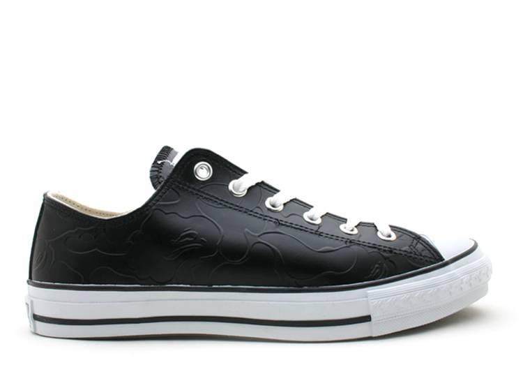 Apesta Leather Low 'Black'