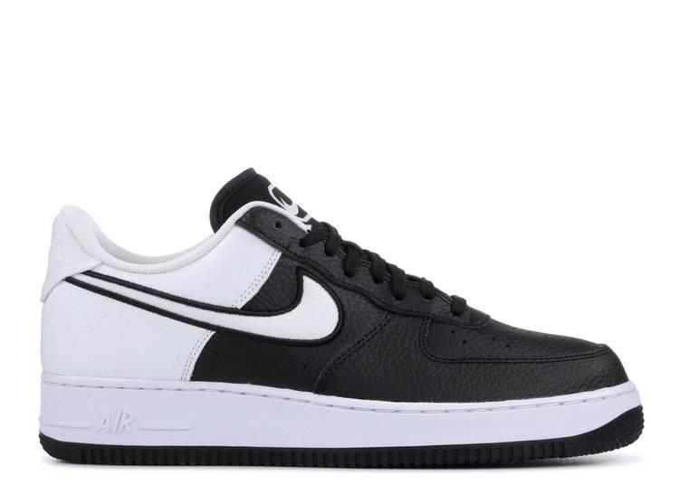 Air Force 1 Low '07 LV8 'Black White' - Nike - AO2439 001 - black/white |  Flight Club