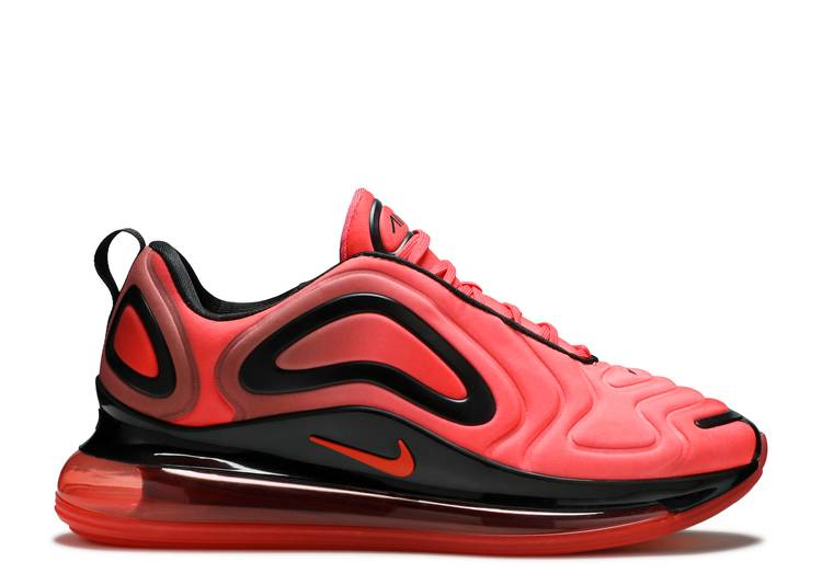 Fuerza motriz estudiar conveniencia  Nike Air Max 720 'Red Black'