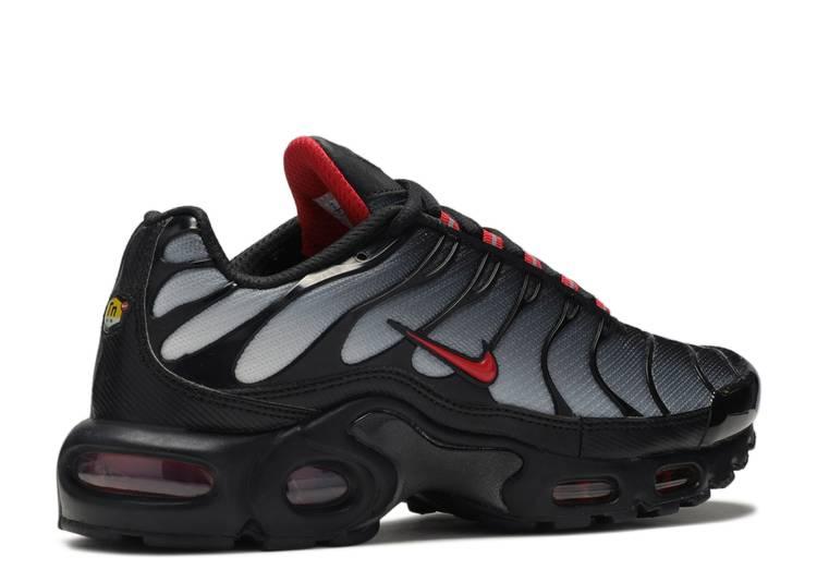 Air Max Plus Black Gradient Red Nike Ci2299 001 Flight Club