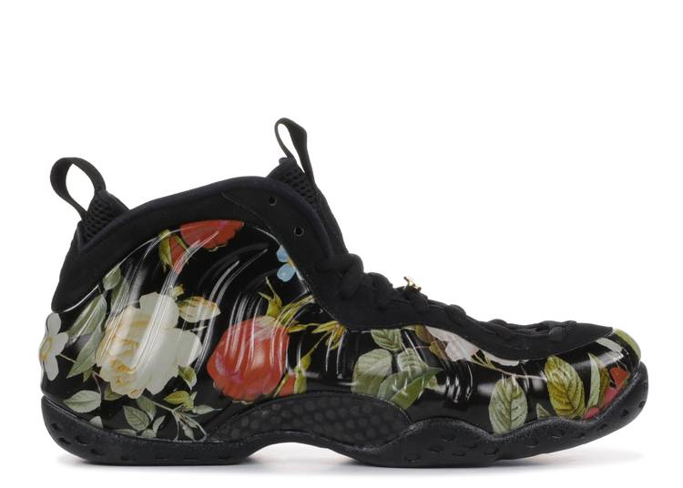 """air foamposite one """"Floral"""""""