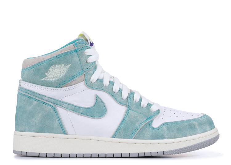 Air Jordan 1 Retro High OG GS 'Turbo Green'
