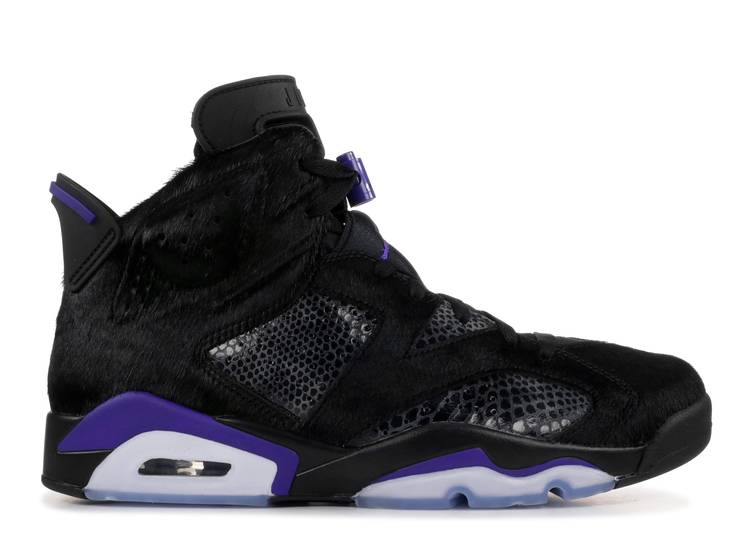 Social Status x Air Jordan 6 Retro 'Pony Hair'