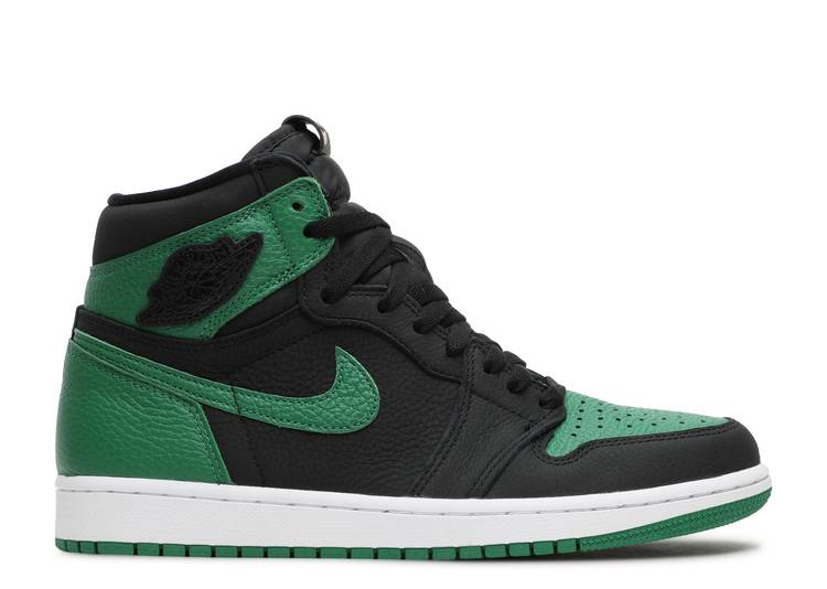 "Air Jordan 1 Retro High OG ""Pine Green 2.0"""