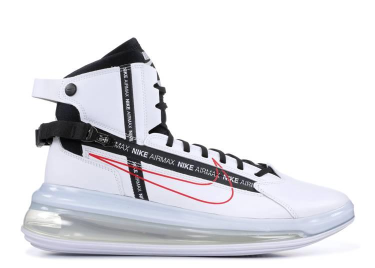 Demonio salto Reanimar  Air Max 720 Saturn 'White' - Nike - AO2110 100 - white/black-university red  | Flight Club