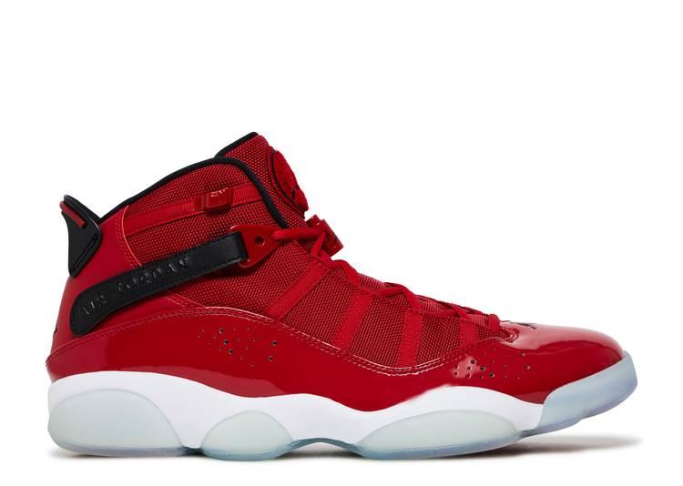 Jordan 6 Rings 'Gym Red'