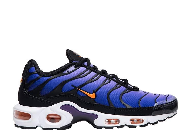 Air Max Plus Voltage Purple Nike Bq4629 002 Black Total