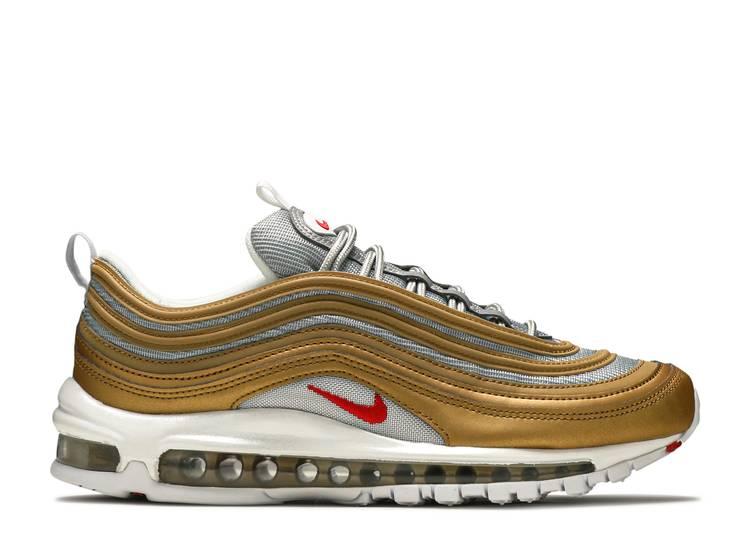 Air Max 97 'Metallic Pack' - Nike - BV0306 700 - metallic gold ...