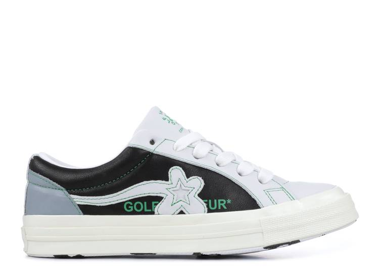 Golf Le Fleur x One Star Ox 'Industrial Pack - Grey'
