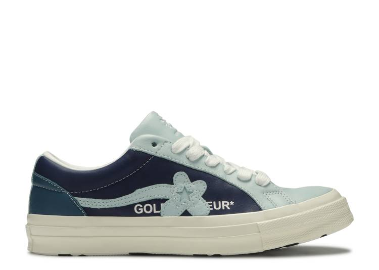 Golf Le Fleur x One Star Ox 'Industrial Pack - Blue'