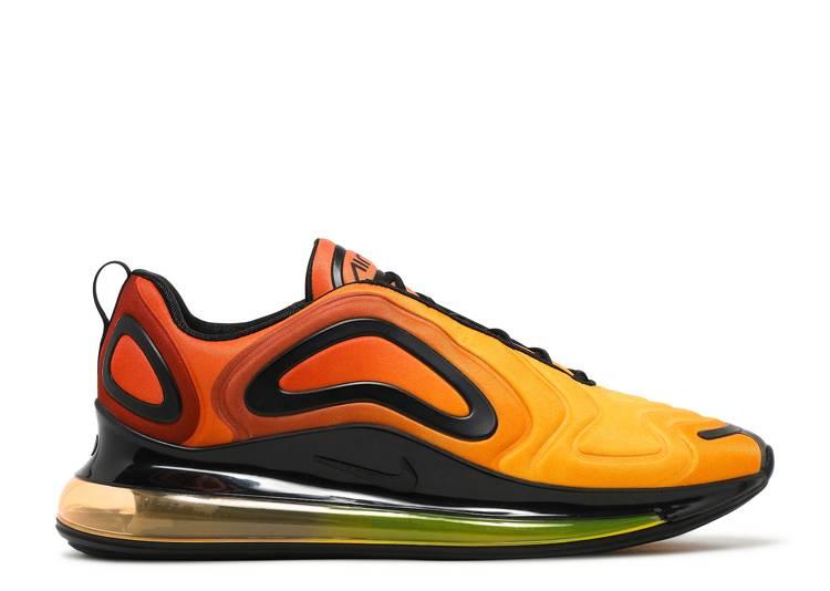 air max 720 team orange/black/university gold