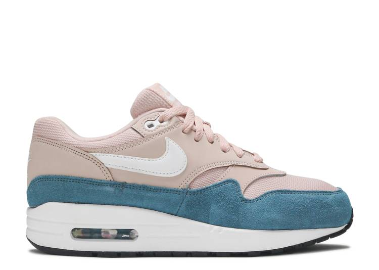air max 1 beige and white