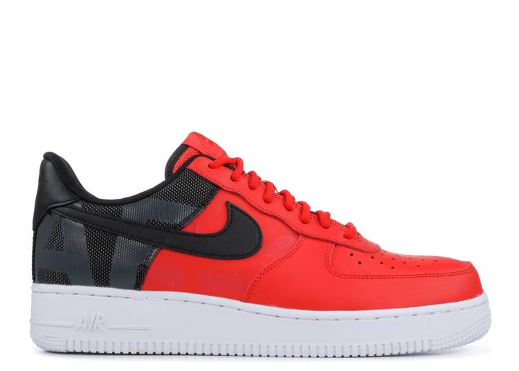 Consumir encuentro Casa  Air Force 1 Low '07 'Habanero Red' - Nike - AV8363 600 - habanero  red/black-white | Flight Club