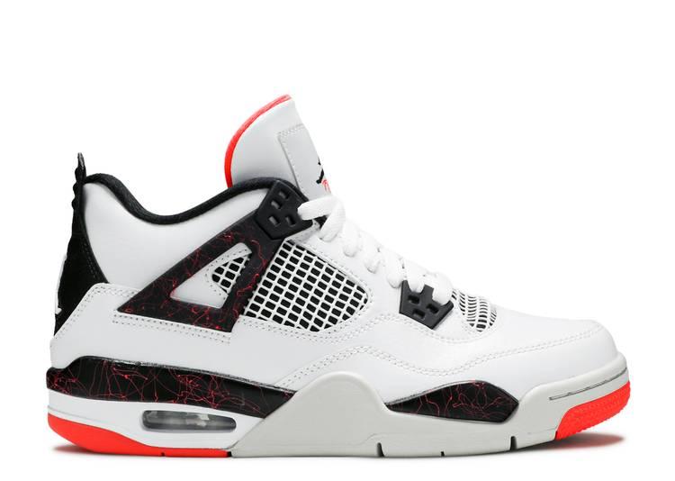 """Air Jordan 4 Retro(gs) """"Pale Citron"""""""