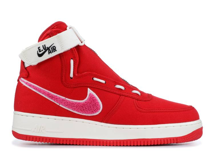 Emotionally Unavailable x Air Force 1 High 'Heart'