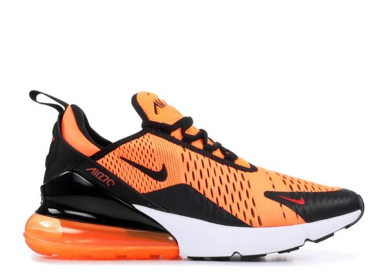 nike air max 270 noir et orange