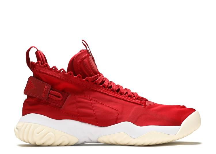 Jordan Proto React 'University Red'