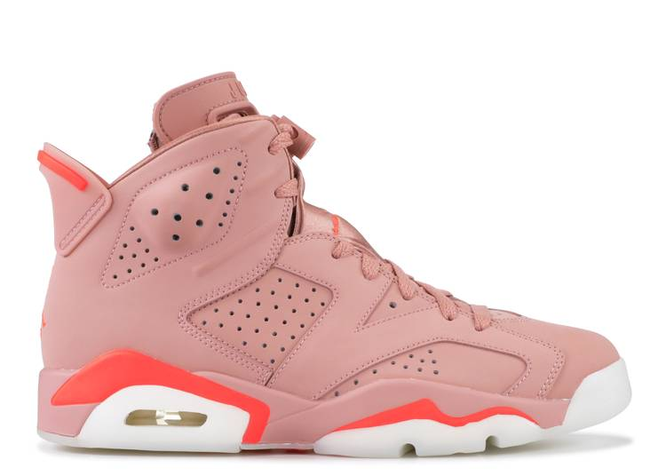 Aleali May x Wmns Air Jordan 6 Retro 'Millennial Pink'