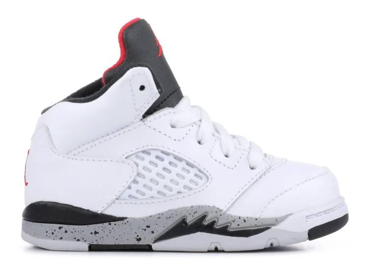 Air Jordan 5 Retro TD 'White'