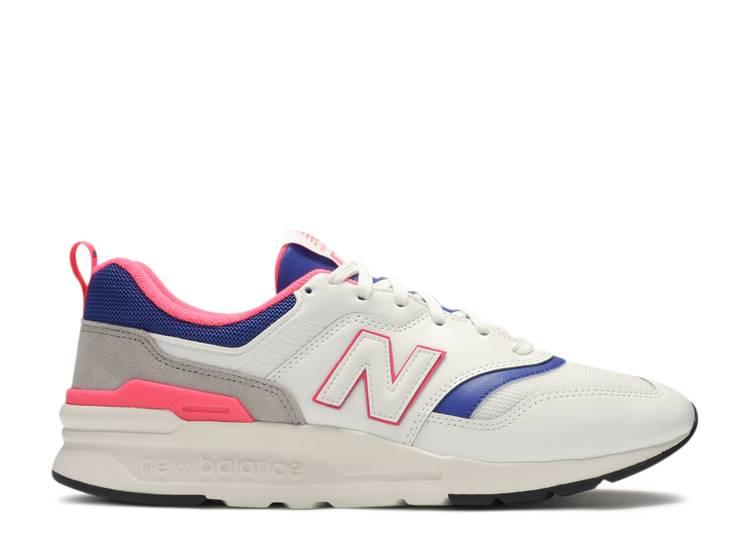 "New Balance 997 ""White Pink Blue"" ""White Pink Blue"""