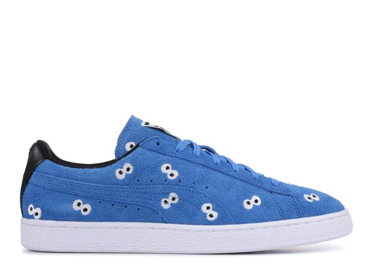 Sesame Street x Suede 'French Blue'