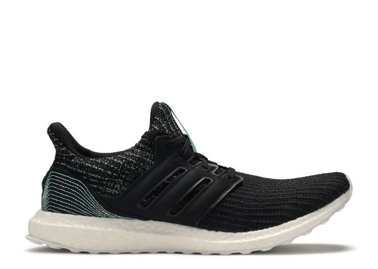 Parley x UltraBoost 4.0 'Core Black'