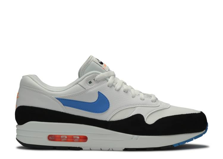Air Max 1 'Photo Blue Total Orange'