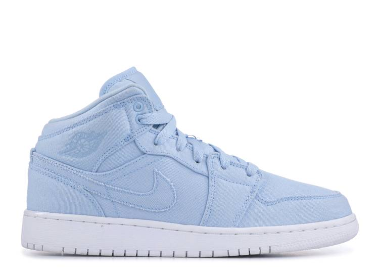 Air Jordan 1 Mid BG 'Easter Blue'