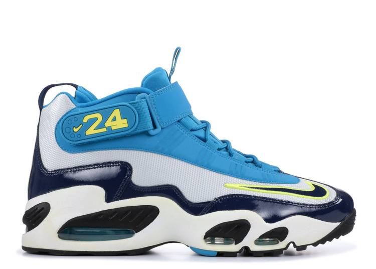 Air Griffey Max 1 'Pure Platinum Midnight Navy'