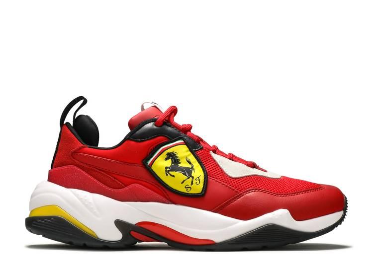 Ferrari x Thunder 'Rosso Corsa'