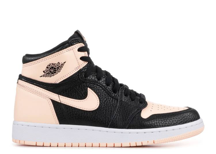 "air jordan 1 retro high og gs ""Crimson Tint"""