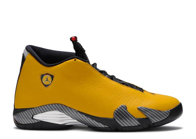"""Air Jordan 14 Retro """"reverse ferrari"""""""
