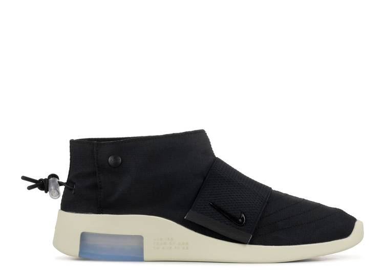 "nike air/fear of god moc ""Black"""