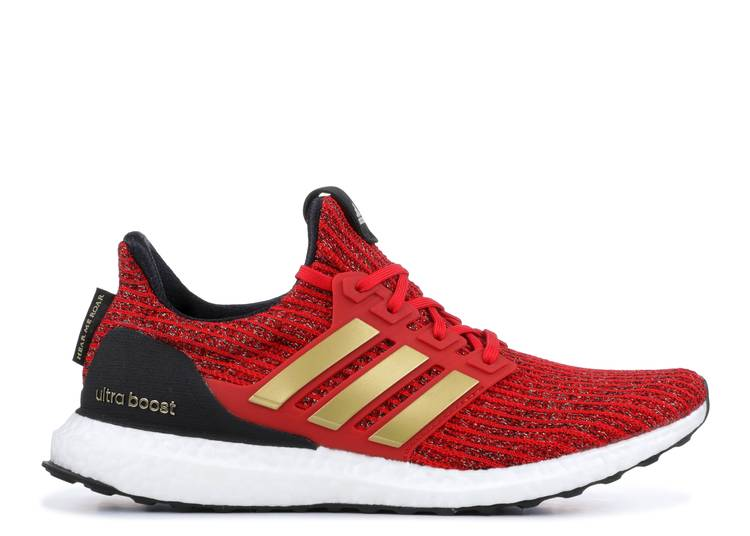 Game Of Thrones x Wmns UltraBoost 4.0 'House Lannister'