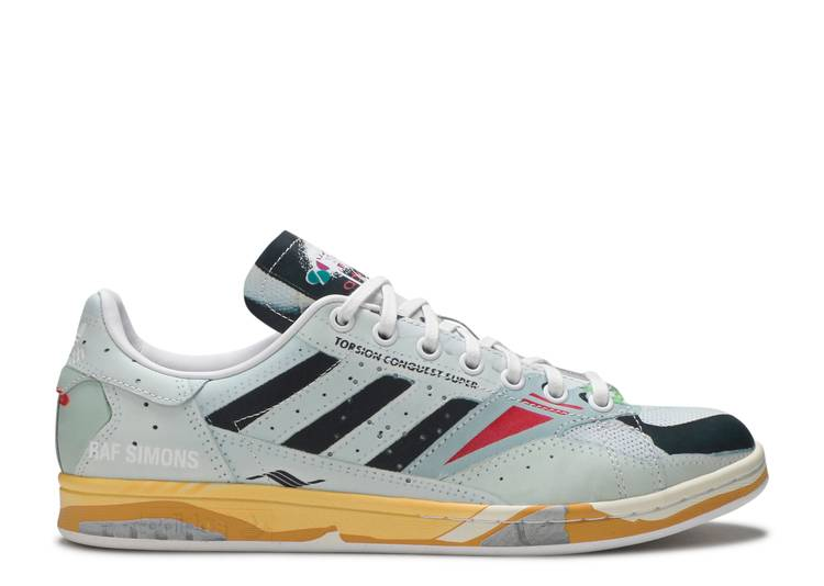"Adidas Raf Simons Torsion Stan ""Trompe L'oeil"" ""Trompe L'oeil"""