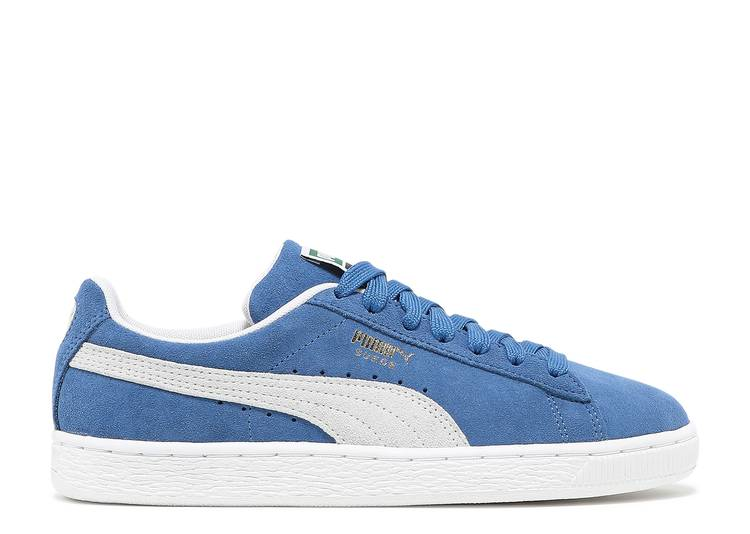 Suede Classic+ 'Olympian Blue'